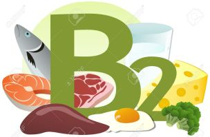 17018677-The-products-containing-vitamin-B2-Stock-Photo