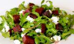 Beet-Arugula-Salad